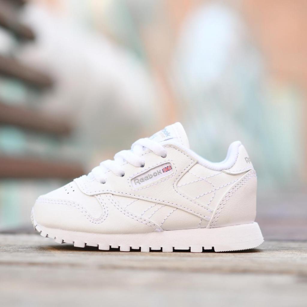 50192_AmorShoes-Reebok-Classic-Leather-infants-niño-bebe-zapatilla-cordones-white-blanco-50192-home