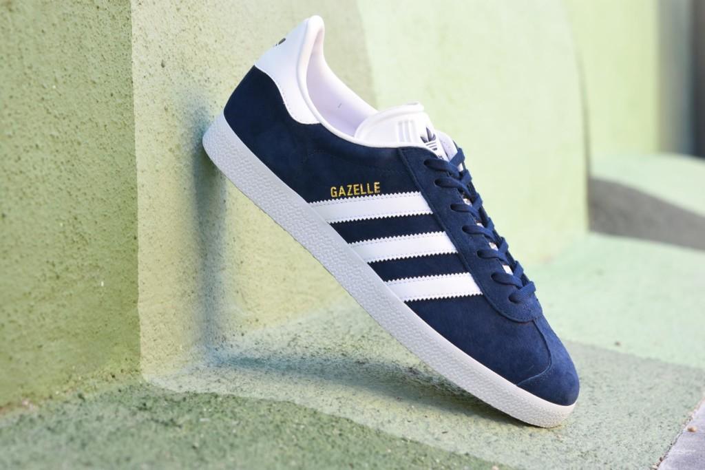 Adidas Originals Gazelle Azul AmorZapatos Marino  AmorZapatos Azul ab7bb4