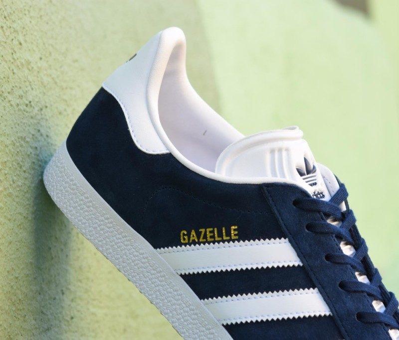 Adidas Originals Gazelle Azul Marino | AmorShoes
