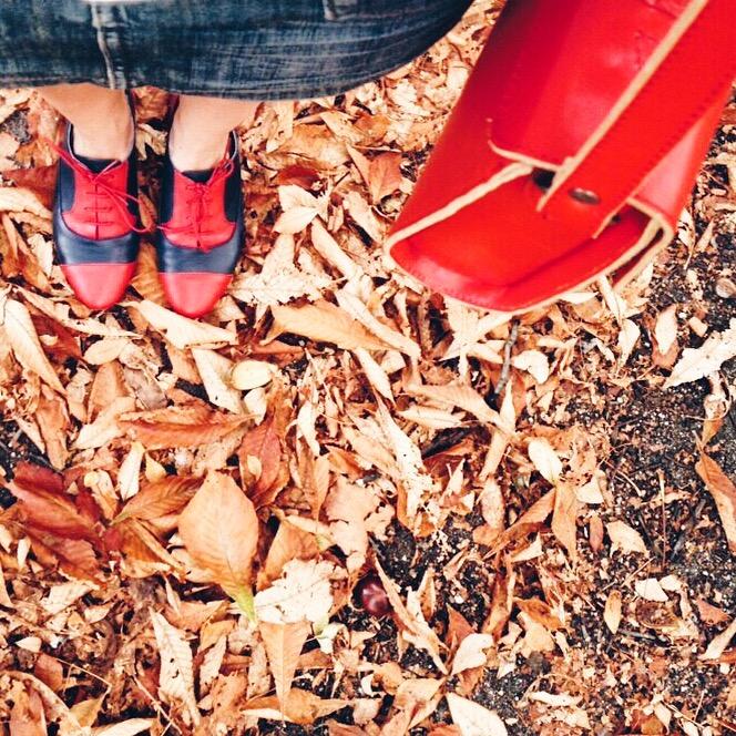 Zapato Oxford El Ganso Foto: @Lau_