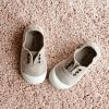 06627_AmorShoes-Victoria-inglesa-color-beige-niños-lona-sin-cordones-elastico-puntera-goma-06627