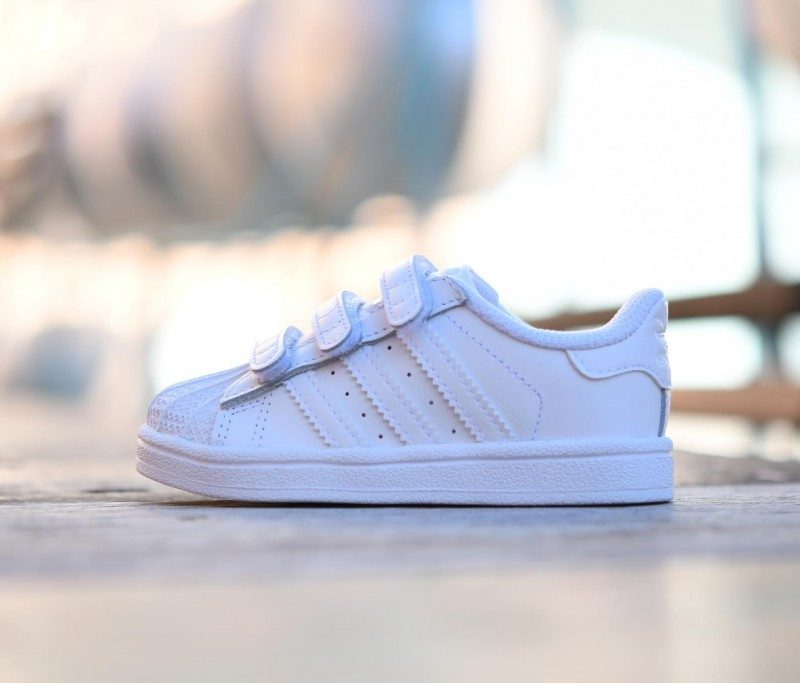 brand new b4192 a18ac b25725amorshoes-Adidas-Originals-SUPERSTAR-Fundation-bebe-Niño-b25725