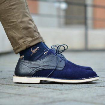 amorshoes-derby-zapato-blucher-piel-serraje-marino-suela-crema