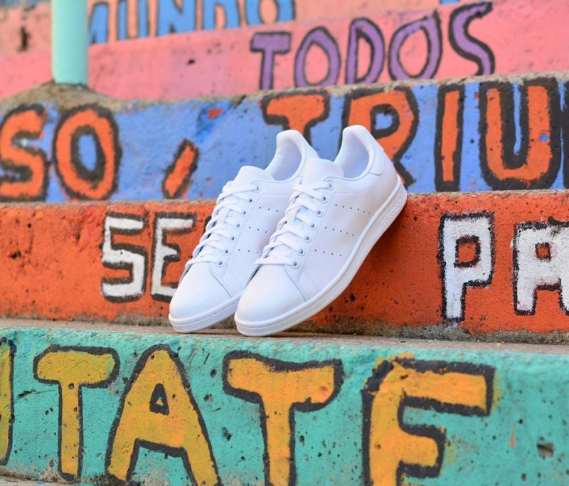 promo code 5ee5b c2316 S75104 amorshoes-adidas-originals-stan-smith-blanca-monocromo-S75104