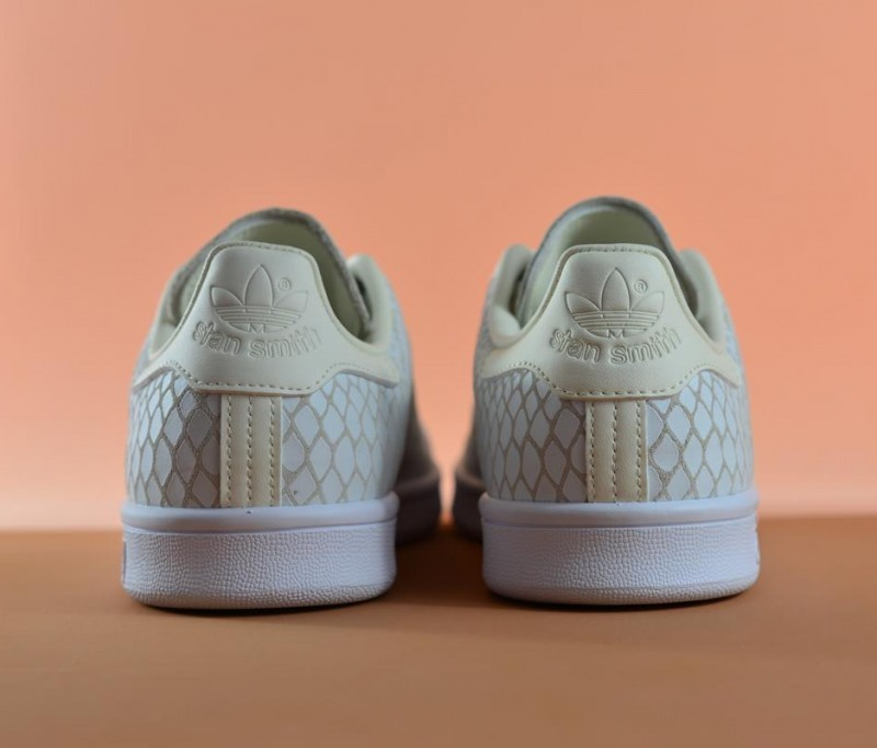 adidas stan smith piel