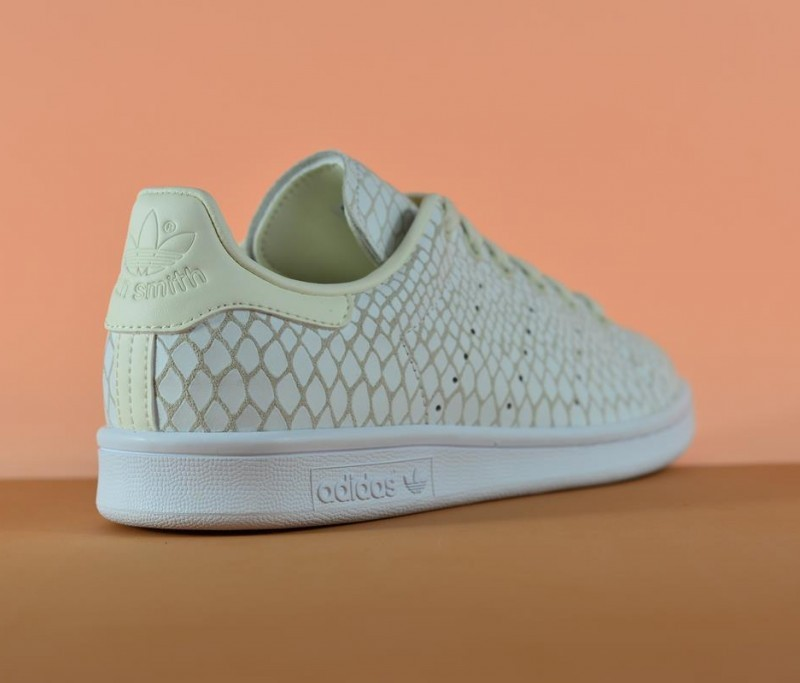 adidas stan smith serpiente