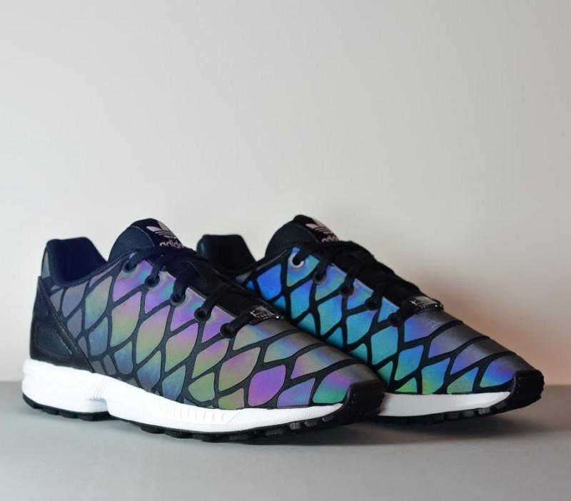 Adidas Zx Flux Xenopeltis