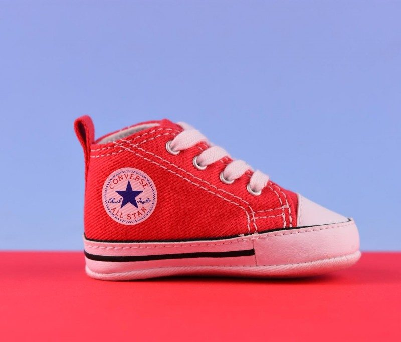 zapatillas converse all star bebe