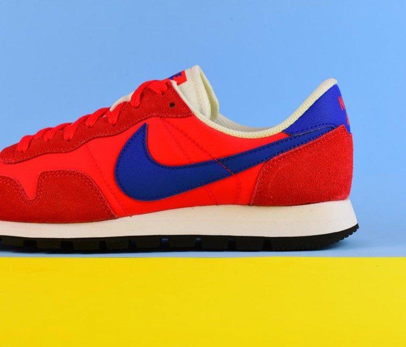 análisis Adular Regeneración  Nike Air Pegasus´83 Challenge Red / Logo Blue Royal - AmorShoes