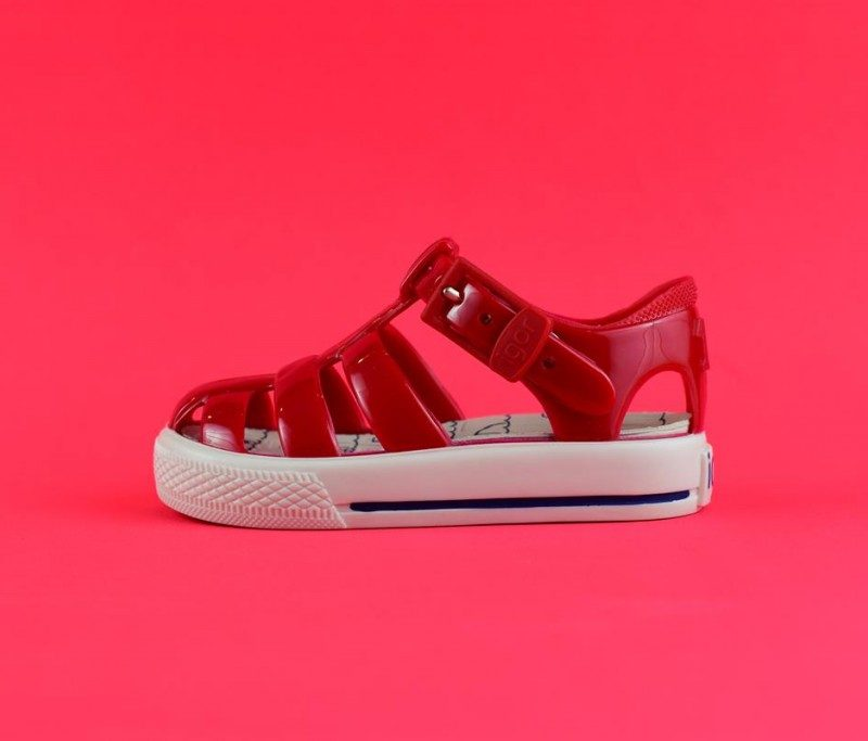 s10142-005_amorshoes-cangrejera-igor-shoes-niño-tenis-nautico-rojo-crema-s10142-005