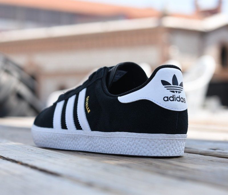 best sneakers 66441 b1cf3 S32247 amorshoes-adidas-originals-gazelle-2-j-core-black-
