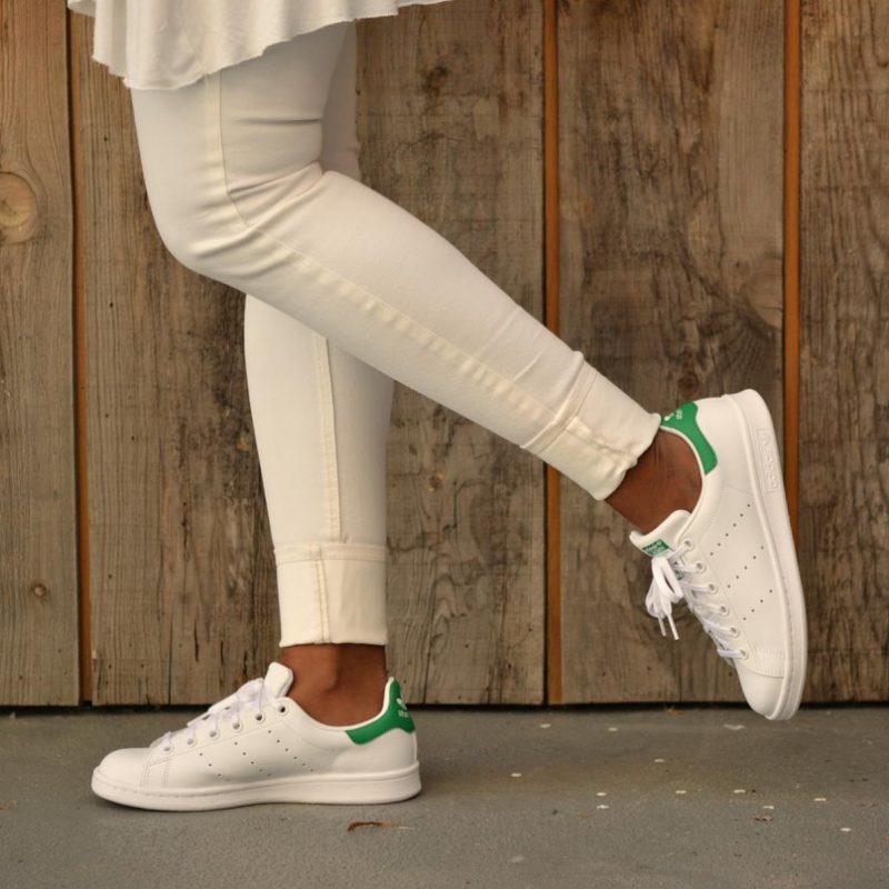 M20605 amorshoes-adidas-stan-smith-junior-niño-blanca-logo- 5ca0f5853f8c5