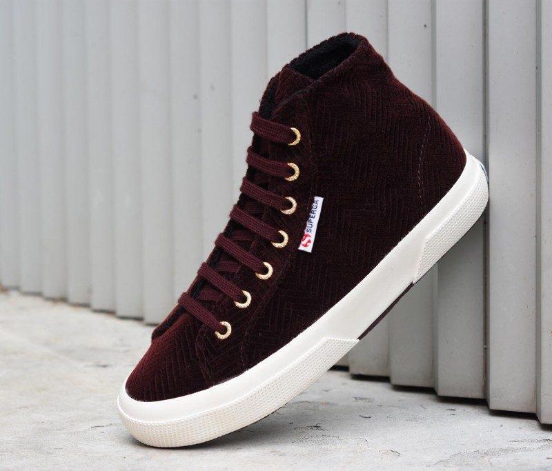 Superga Sneakers - Ante - Burdeos