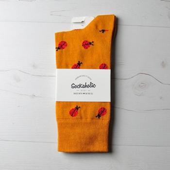 amorshoes-sockaholic-ladybug-