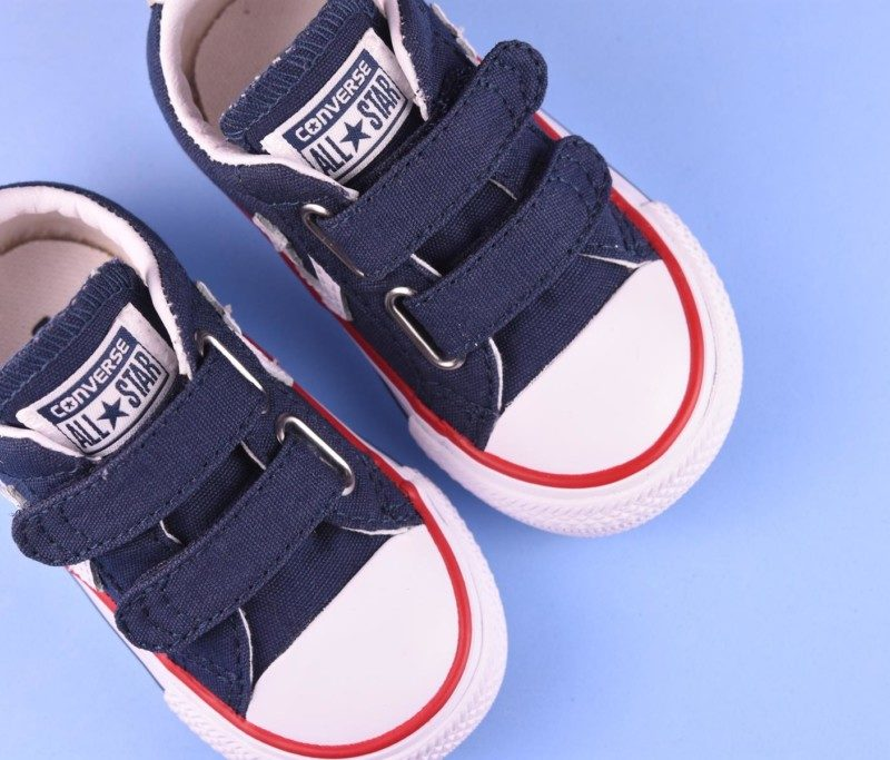 converse all star player niño