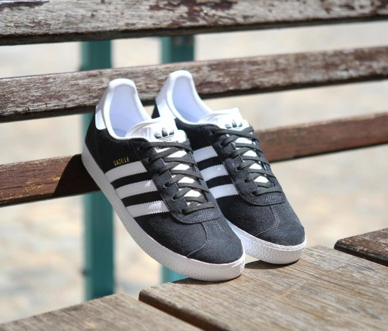 adidas gazelle color gris