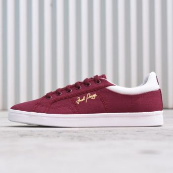 b8244-122_amorshoes-fred-perry-chico-sidespin-canvas-122-port-burdeos-b8244-122