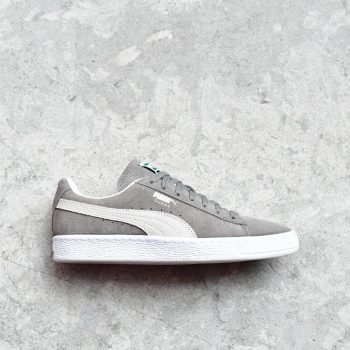 94399bd6f Puma Suede Classic Steeple Gray   White