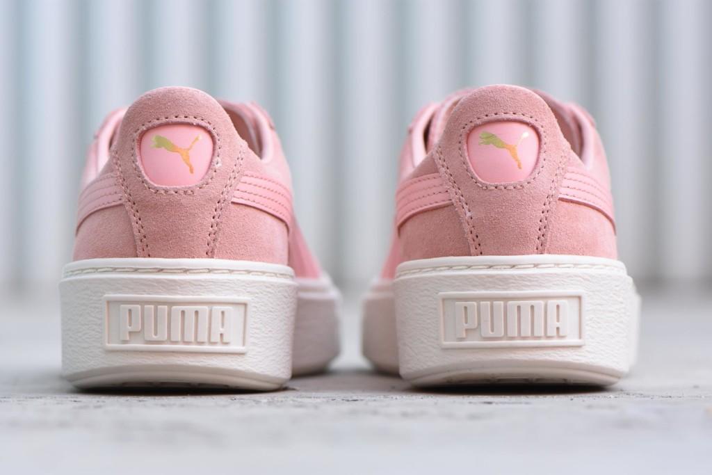 puma rosa palo