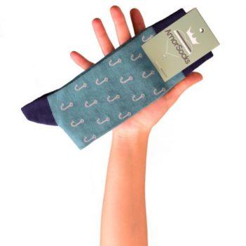 amorsocks-calcetines-socks-anzuelos-verde-libelula-blue-marco-azul-marino-gris