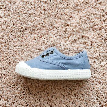 06627_AmorShoes-Victoria-inglesa-color-azul-niños-lona-sin-cordones-elastico-puntera-goma-06627