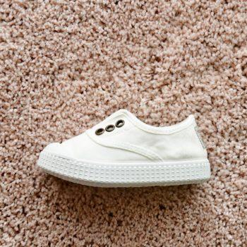 Zapatilla Inglesa Victoria 6627 Blanco AmorShoes