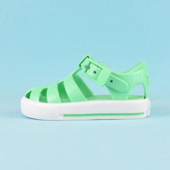 S10164-011_AmorShoes-Igor-shoes-tenis-solid-cangrejera-goma-para-agua-color-aguamarina-verde-agua-menta-mint-s10164-011