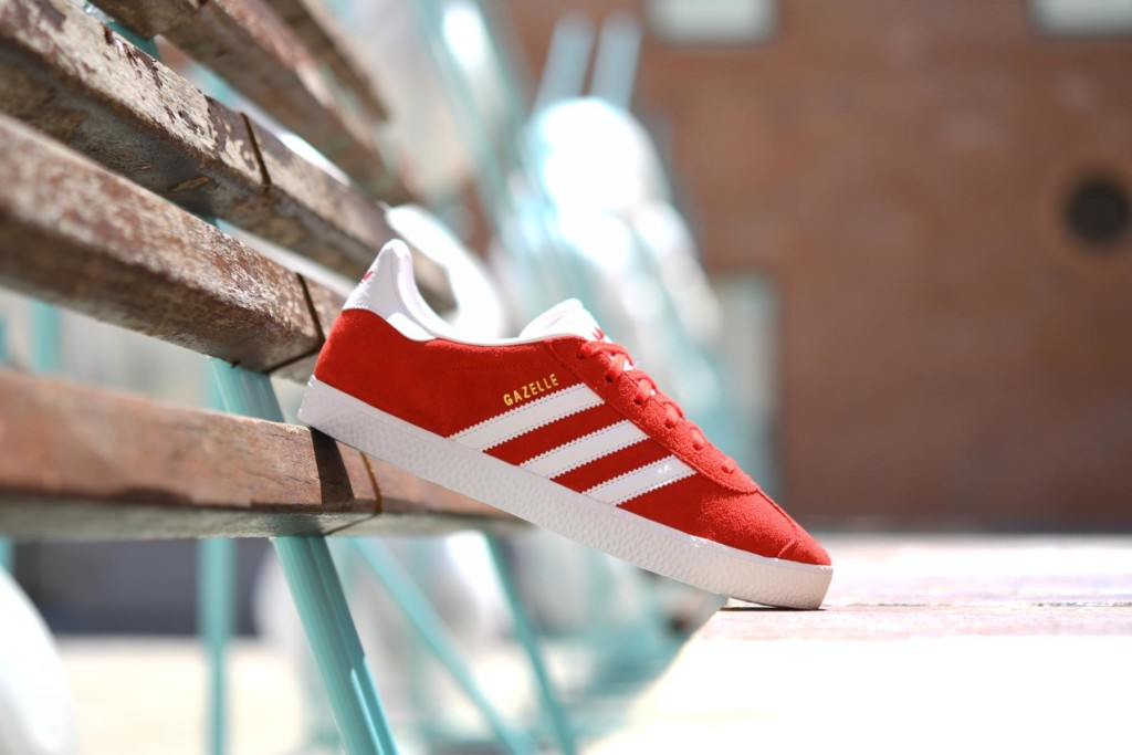 adidas gazelle j rojas