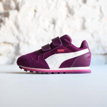 361583-06_AmorShoes-Puma-ST-Runner-SD-V-PS-Dark-Purple-Marshmallow-zapatilla-niña-velcro-piel-vuelta-nylon-morado-blanco-rosa-361583-06