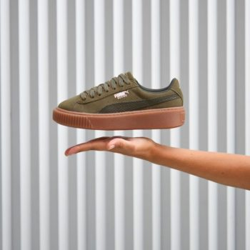 365109-03_AmorShoes-Puma-Suede-Platform-Animal-Olive-Night-silver-zapatilla-plataforma-piel-vuelta-verde-oliva-suela-caramelo-365109-03