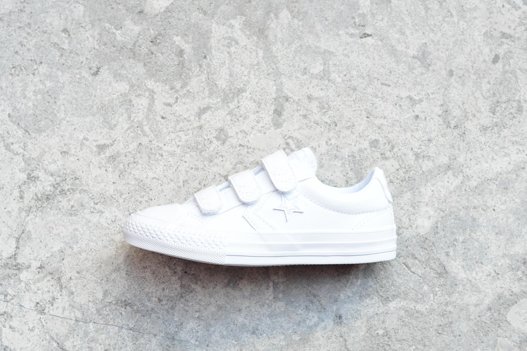 converse blanca 31