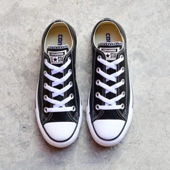 132174C_AmorShoes-Converse-All-Star-CT-OX-Leather-Black-laces-zapatilla-piel-negra-cordones-puntera-goma-132174C