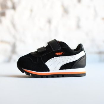 362079-05_AmorShoes-Puma-ST-Runner-SD-V-Inf-Black-White-zapatilla-niño-velcro-piel-vuelta-negro-blanco-naranja-362079-05