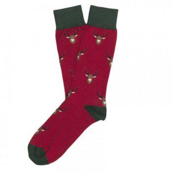 AmorShoes-jimmy-lion-deers-dark-red