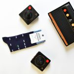 AmorSocks-calcetines-socks-marcianitos-arcade-space-invaders-atari-azul-marino-blanco-verde
