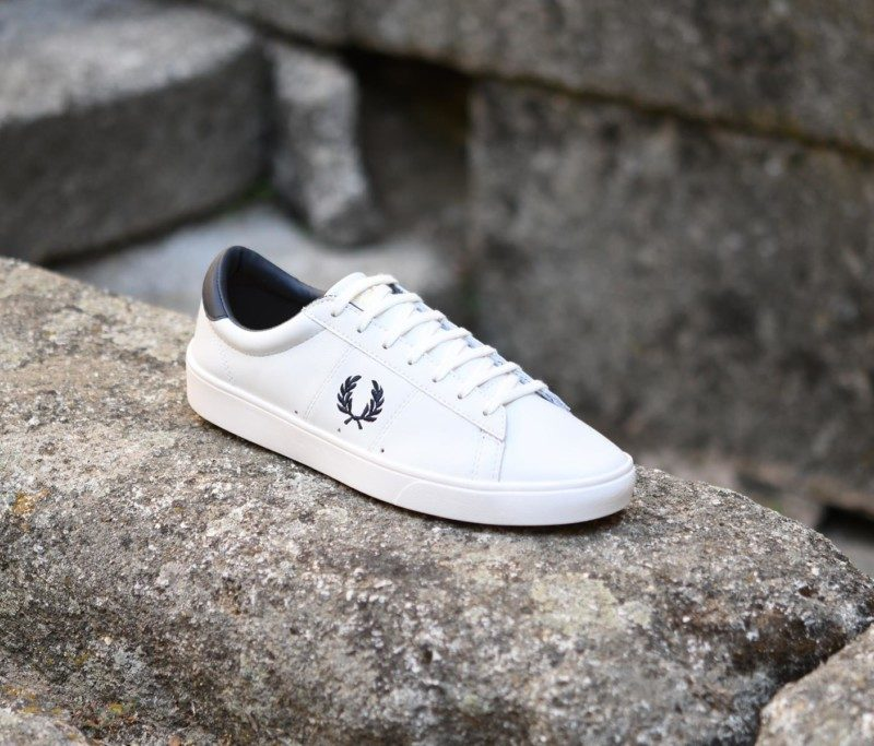 d9cc2a918dd B7521U AmorShoes-Fred-Perry-Spencer-Leather-254-porcelain-zapatilla-