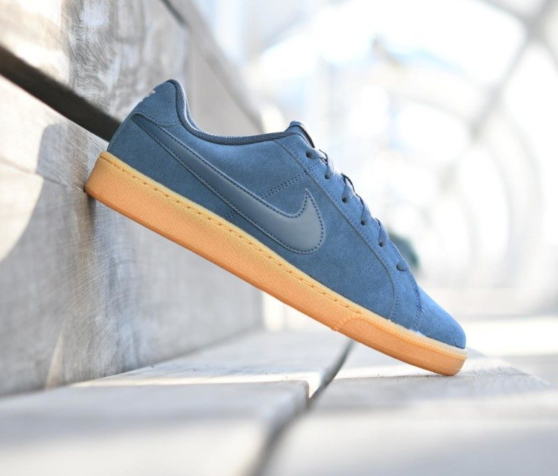 new style 35153 4212e 819802-402AmorShoes-Nike-Court-Royale-Suede-Armory-Navy-