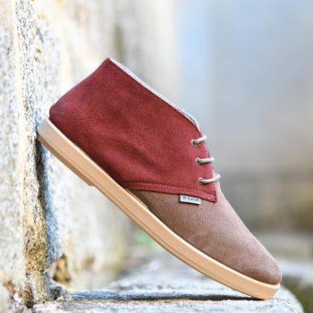 AmorShoes-Barqet-dogma-high-mudburgundy-suede-bota-pisacacas-marron-burdeos-bicolor