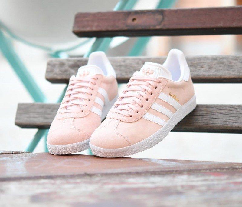 zapatillas rosa palo adidas