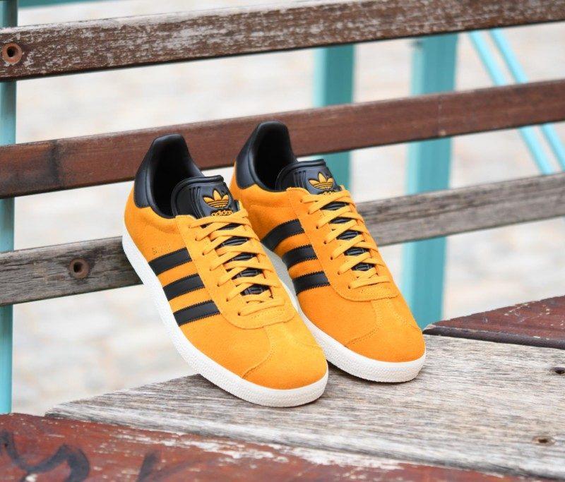 adidas gazelle tactile yellow