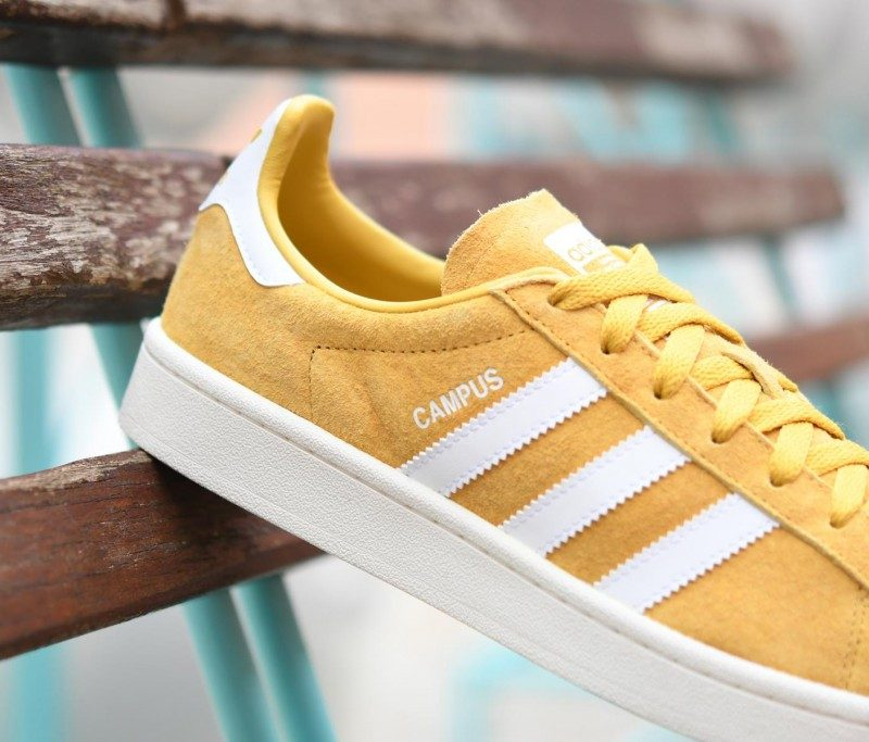half off 7cff1 f88de CQ2082 AmorShoes-Adidas-Originals-Campus-Yellow-Pyrite-White-Chalk-