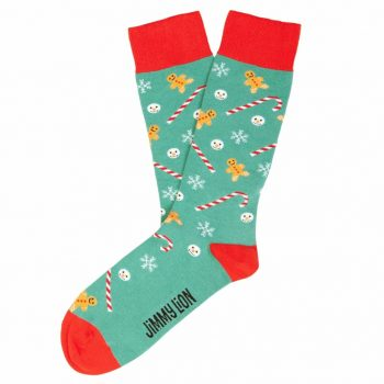 amorshoes-jimmy-lion-calcetin-merry-turquoise-navidad-turquesa