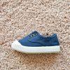 06627_AmorShoes-Victoria-inglesa-color-azul-marino-niños-lona-sin-cordones-elastico-puntera-goma-06627