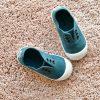 06627_AmorShoes-Victoria-inglesa-color-verde-azul-zafiro-niños-lona-sin-cordones-elastico-puntera-goma-06627