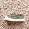 06627_AmorShoes-Victoria-inglesa-color-verde-militar-niños-lona-sin-cordones-elastico-puntera-goma-06627