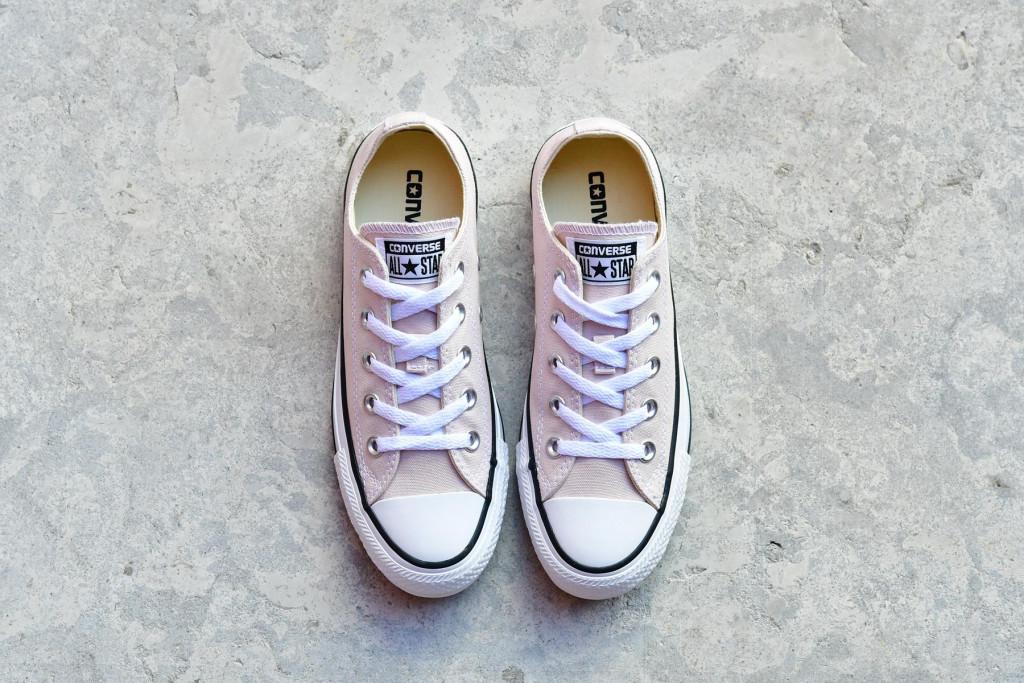 c895b45f Converse Chuck Taylor All Star Rosa Claro | AmorShoes
