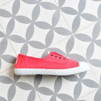6623_amorshoes-victoria-inglesa-elastica-puntera-goma-lona-lavada-rosa-dalia-rojo-pink-red-6623