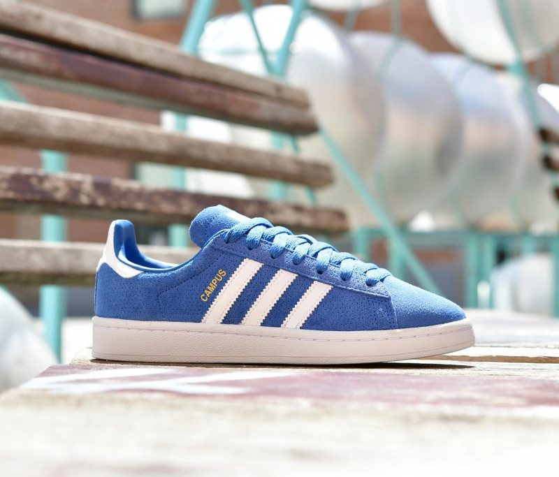 Adidas Originals Campus J Azul mub4bj5