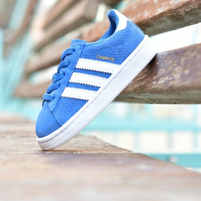 new product d0121 920a5 CQ3123 AmorShoes-Adidas-Originals-Campus-el-i-niño-niña-