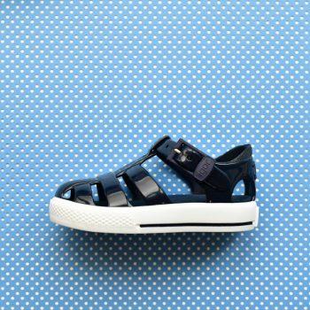 S10164-003_AmorShoes-Igor-shoes-tenis-solid-cangrejera-goma-para-agua-color-azul-marino-navy-s10164-003